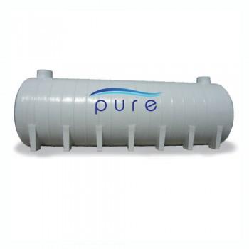 ถังเก็บน้ำไฟเบอร์กลาสฝังดิน รุ่น PU-20FB ขนาด 20,000 ลิตร