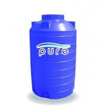 ถังเก็บน้ำบนดิน PE ขนาด 500 ลิตร