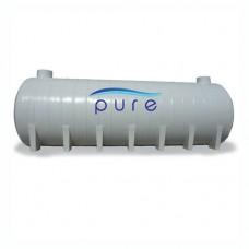 ถังเก็บน้ำไฟเบอร์กลาสฝังดิน รุ่น PU-10FB ขนาด 10,000 ลิตร